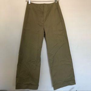JCrew wide leg pant